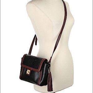 Isaac Mizrahi crossbody bag